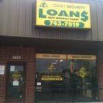 Cash security claremore